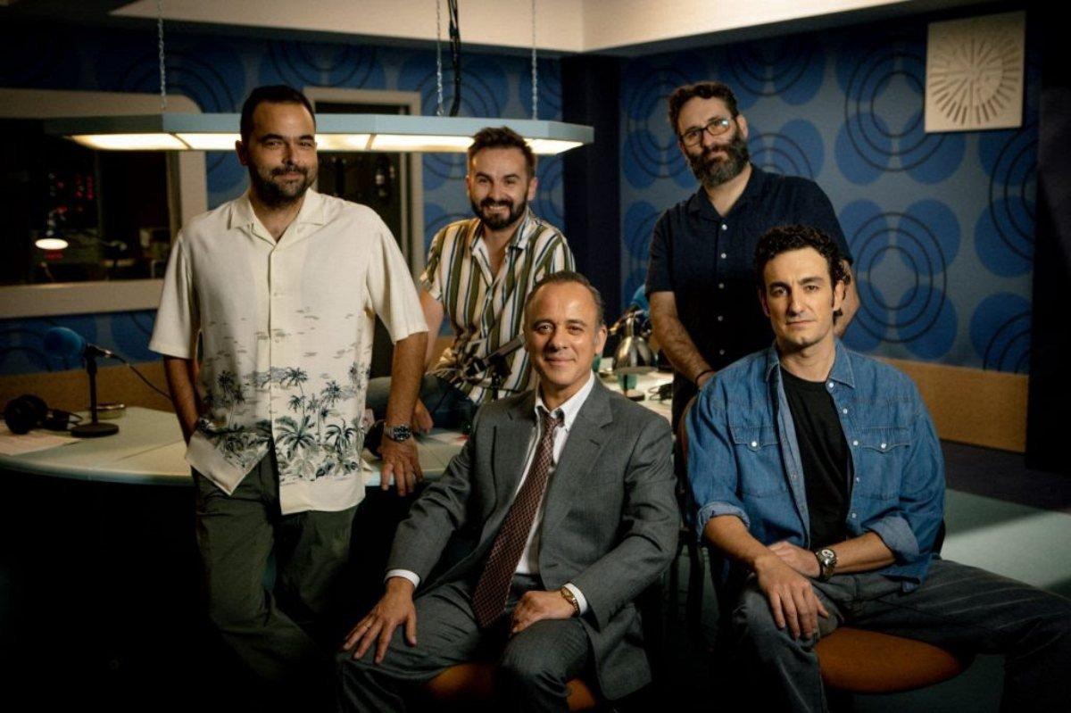 Movistar+ graba 'Reyes de la noche', nueva serie con Javier Gutiérrez -  Fuera de Series