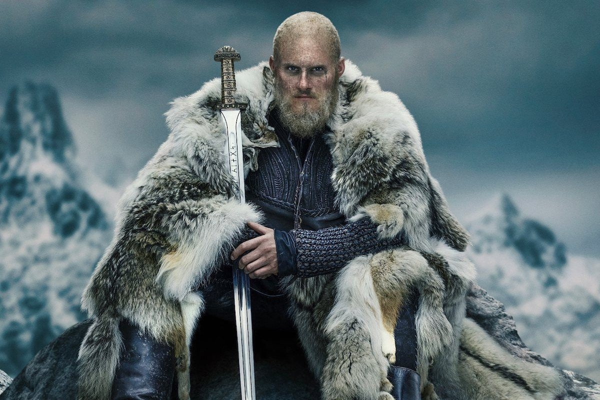 Tnt Pone Fecha A La Segunda Parte De La Temporada 6 De Vikingos Se Acerca Maratón Navideño Fuera De Series