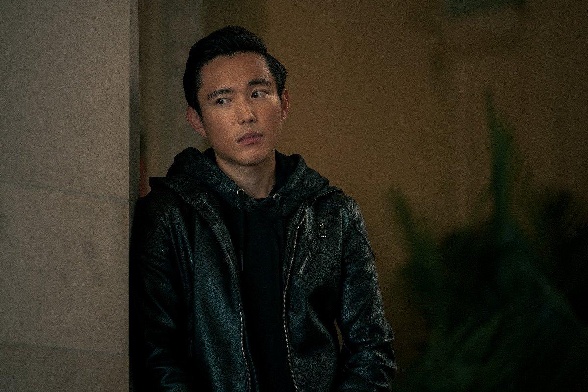 Justin H. Min es Ben en 'The Umbrella Academy'