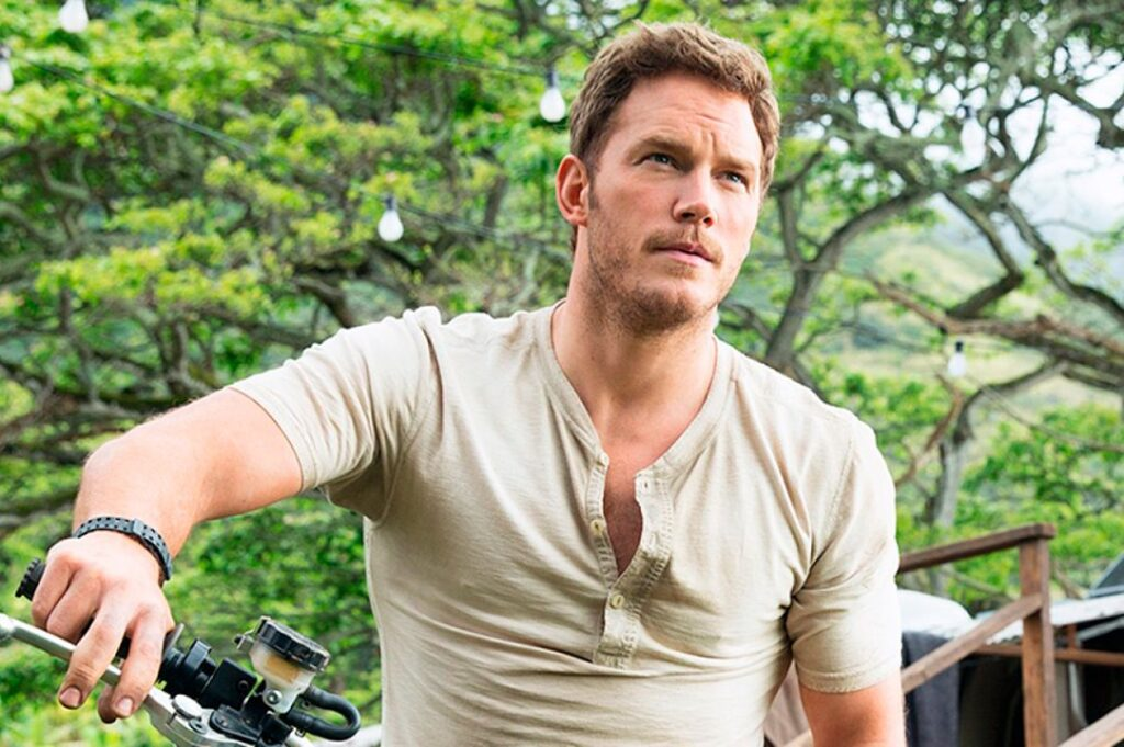 The highest paid actors of 2021: from Chris Pratt to the stars of 'Sex and the City' - Out of Series