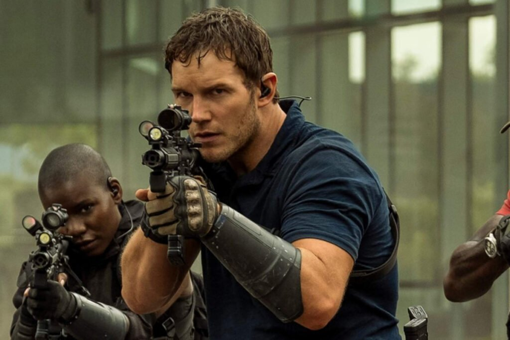 'The Terminal List', the Amazon series that has made Chris Pratt the highest paid on television